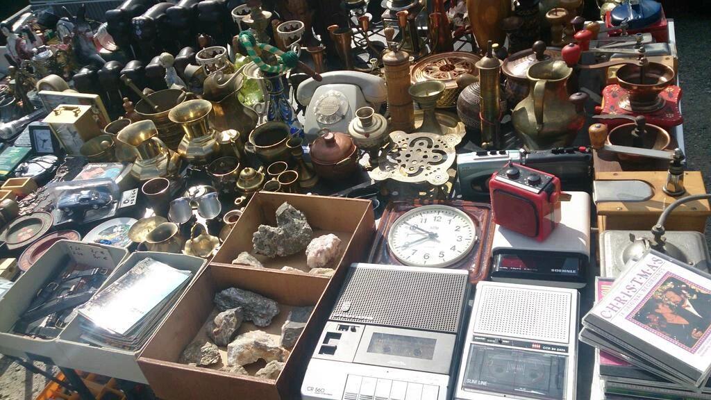 verschiedenArt: Schätze auf dem Flohmarkt