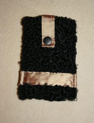 Selbstgenäht: zur Handtasche eine passende Smartphonetasche