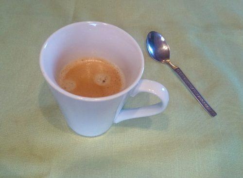 VerschiedenArt: Fastenzeit mit Smoothies und viel Selbsterkenntnis. Auf meinen täglichen Kaffee verzichte ich nicht