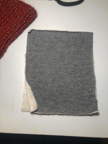 Die beiden Jerseyteile im Detail