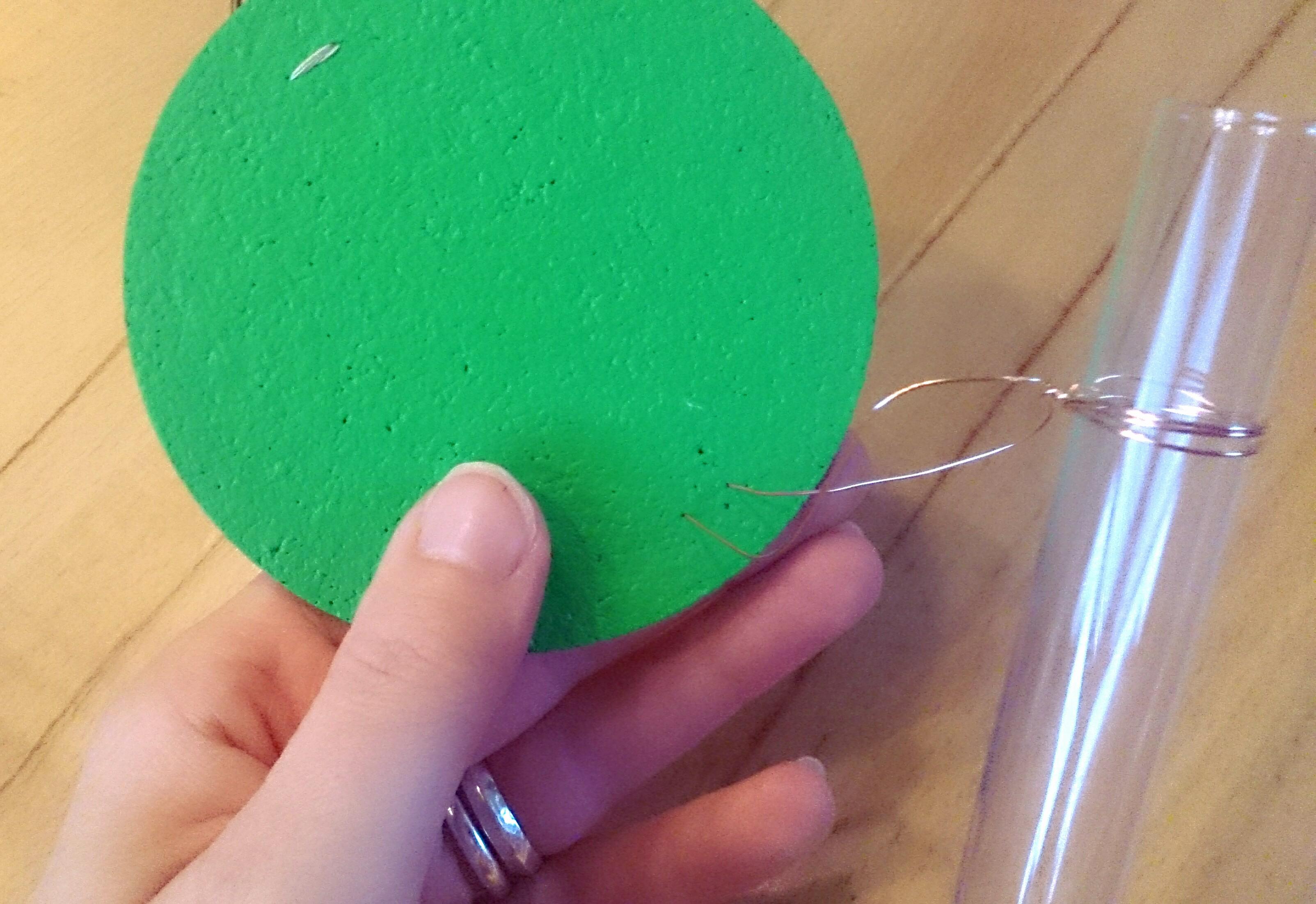 DIY Blumenvasen - Kork und Reagenzgläser - verschiedenArt