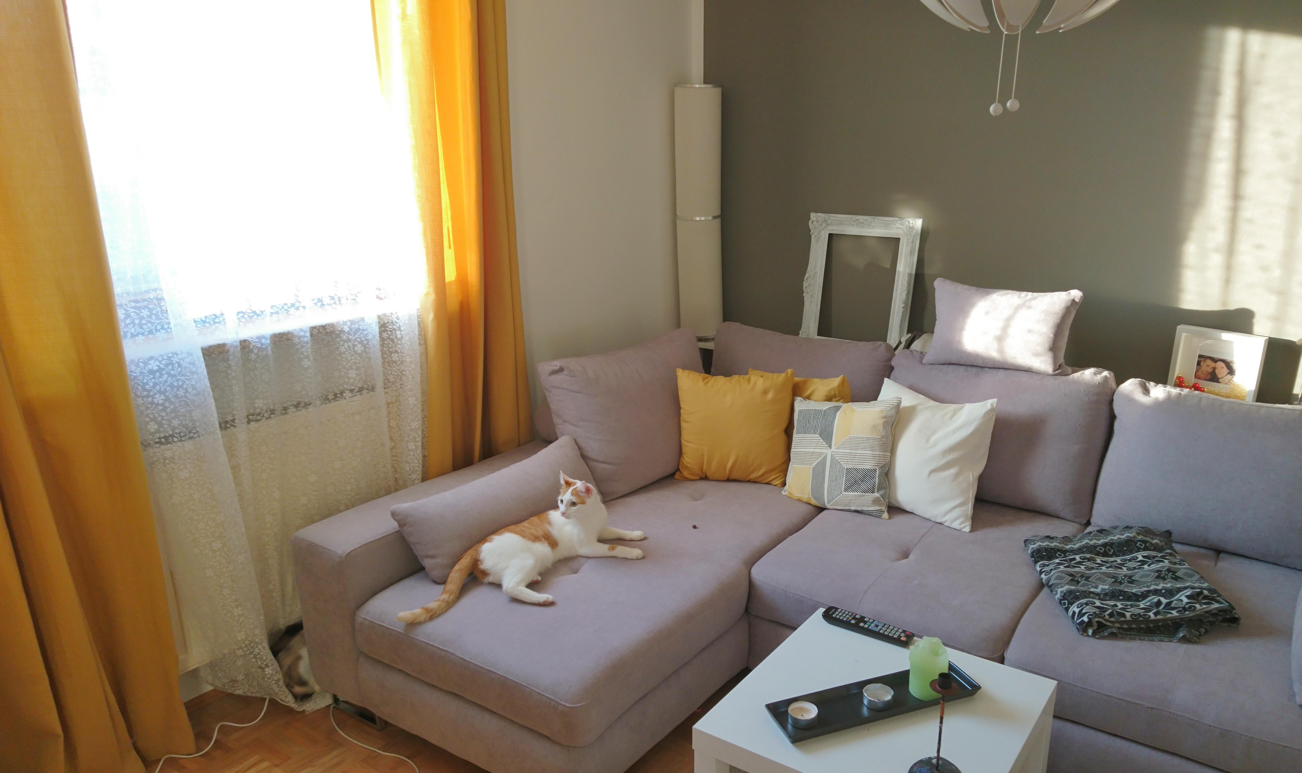 wohnzimmer deko update verschiedenart. Black Bedroom Furniture Sets. Home Design Ideas